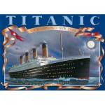 Puzzle 1500 pièces - Titanic