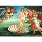 Puzzle 2000 pièces : Botticelli : La naissance de Vénus