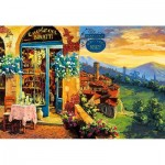 Puzzle 2000 pièces : Enoteca Bonatti