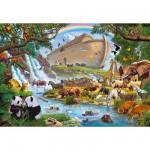 Puzzle 2000 pièces : L'Arche de Noé