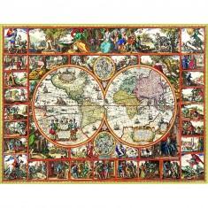 Puzzle 2000 pièces : Magna Charta
