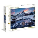 Puzzle 2000 pièces : Montagne Stetind