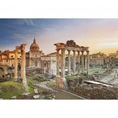 Puzzle 2000 pièces : Vestiges gallo-romains
