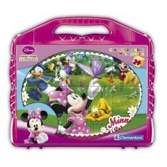 Puzzle 24 cubes Disney : Minnie et ses amis