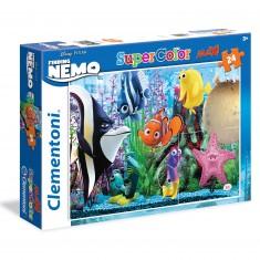 Puzzle 24 pièces Maxi : Le Monde de Nemo
