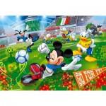 Puzzle 24 pièces maxi : Mickey Sport