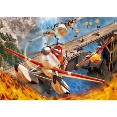 Puzzle 24 pièces maxi : Planes 2