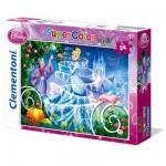Puzzle 24 pièces maxi : Princesses Disney : Cendrillon