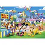 Puzzle 250 pièces - Mickey et ses amis : Luna Park