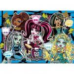 Puzzle 250 pièces - Monster High : Les jolies vampires