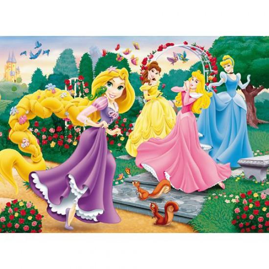 Puzzle 250 pièces - Raiponce et ses amies - Clementoni-29660