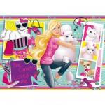 Puzzle 250 pièces : Barbie : The Camera Loves Me