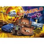 Puzzle 250 pièces : Cars Les agents secrets
