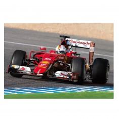 Puzzle 250 pièces :  Formule 1 Ferrarri
