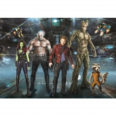 Puzzle 250 pièces : Guardians of the Galaxy