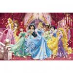 Puzzle 250 pièces : Le bal des princesses Disney