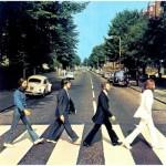 Puzzle 290 pièces : The Beatles : Abbey Road