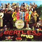 Puzzle 290 pièces : The Beatles : Sergent Pepper's Lonely Heart Club Band