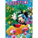 Puzzle 3 x 48 pièces : Mickey et ses amis