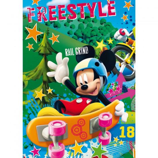 Puzzle 3 x 48 pièces : Mickey et ses amis - Clementoni-25185
