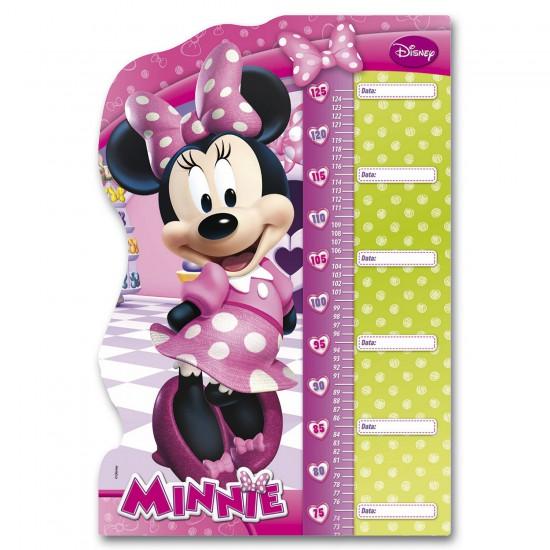 Puzzle 30 pièces maxi : Puzzle Double Fun Toise Minnie - Clementoni-20304