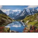 Puzzle 3000 pièces - Vallée de Chamonix