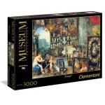 Puzzle 3000 pièces: L'allégorie de la vue