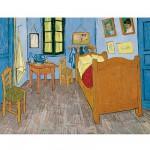 Puzzle 3000 pièces - Van Gogh : La chambre en Arles