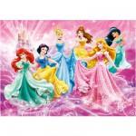 Puzzle 40 pièces : Puzzle de sol :  Princesses Disney