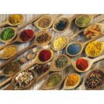Puzzle 500 pièces - Collection d'épices