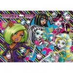 Puzzle 500 pièces - Monster High : Les filles