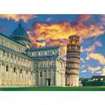 Puzzle 500 pièces - Tour de Pise, Italie