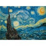 Puzzle 500 pièces - Van Gogh : La nuit étoilée