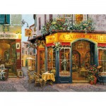 Puzzle 500 pièces - Victor Shvaiko : Restaurant L'Antico Sigillo