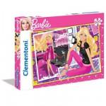 Puzzle 500 pièces : Barbie sur le tapis rouge