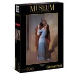 Puzzle 500 pièces : Hayez Le Baiser