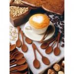 Puzzle 500 pièces : J'aime le cappuccino
