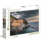 Puzzle 500 pièces : Manarola