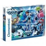 Puzzle 500 pièces : Max Steel : Go turbo flight