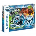 Puzzle 500 pièces : Max Steel : Turbo Team-up