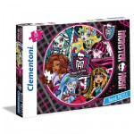 Puzzle 500 pièces : Monster High : Ghoulastic