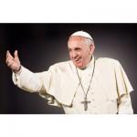 Puzzle 500 pièces : Pape François