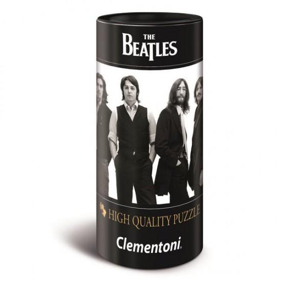 Puzzle 500 pièces : The Beatles : Across the Universe - Clementoni-21200