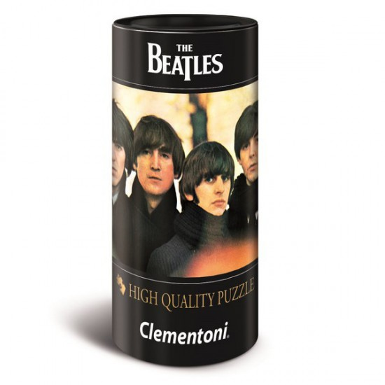 Puzzle 500 pièces : The Beatles : Eight Days a week - Clementoni-21203