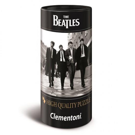 Puzzle 500 pièces : The Beatles : Love Me Do - Clementoni-21202