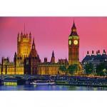 Puzzle 500 pièces - Londres de nuit