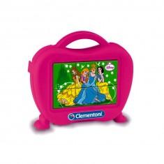 Puzzle 6 cubes : Princesses Disney