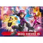 Puzzle 60 pièces : Big Hero 6 Les Nouveaux Héros