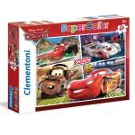 Puzzle 60 pièces : Cars