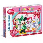 Puzzle 60 pièces : I Love Minnie : Parfum